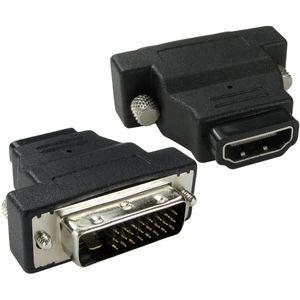 DVI-D (M) to HDMI (F) Adaptor