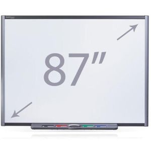 "SMART Board M685 87"" Whiteboard"