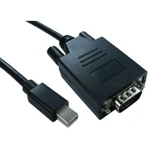 Mini DisplayPort (M) to SVGA (M) Cable