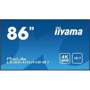 Iiyama ProLite LE8640UHS-B1