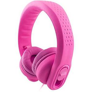 Almost Unbreakable Childrens Headphones Pink Damaged Box