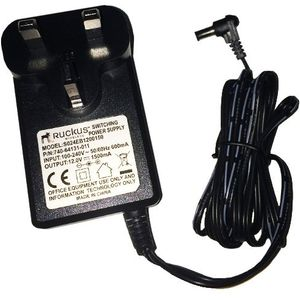 Ruckus UK Power Adaptor for ZoneFlex