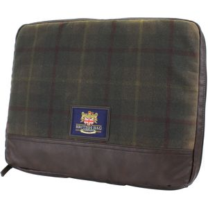 British Bag Company Millerain Laptop Sleeve Case