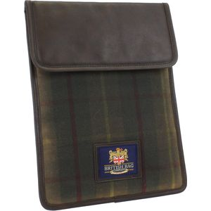 The British Bag Company Tablet Sleeve Case - Millerain