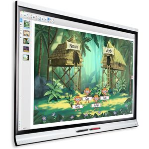 SMART Board 6000 Series 4K Interactive Panel with Smart