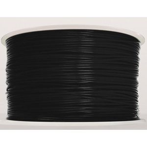 Black 1.75mm PLA Filament (1kg roll)