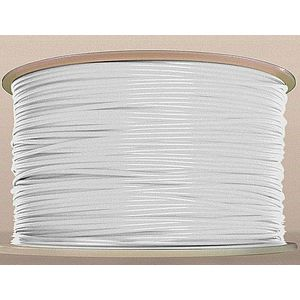 White 1.75mm PLA Filament (1kg roll)