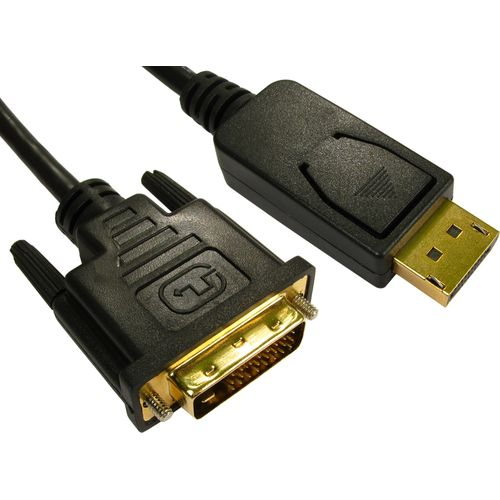 2M Display Port to DVI Cable
