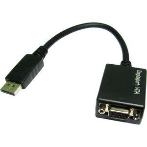 DisplayPort (M) to VGA (F)