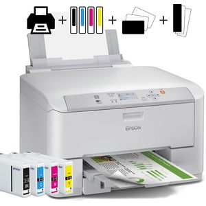 PACK - Epson WorkForce Pro Business Inkjet WF5190DW
