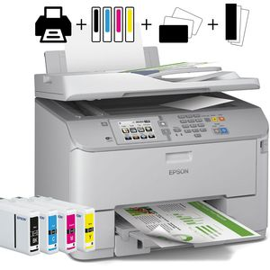 PACK - Epson WorkForce Pro Business Inkjet WF5620DWF