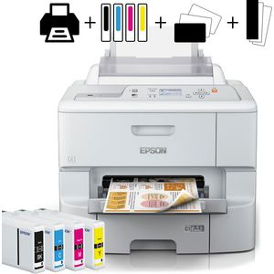 PACK - Epson WorkForce Pro Business Inkjet WF6090DW