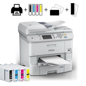 PACK - Epson WorkForce Pro Business Inkjet WF6590DWF
