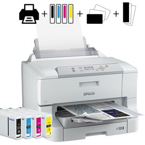 PACK - Epson WorkForce Pro Business Inkjet WF8090DW