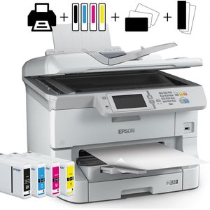 PACK - Epson WorkForce Pro Business Inkjet WF8510DWF