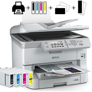 PACK - Epson WorkForce Pro Business Inkjet WF8590DWF