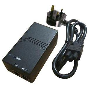 Ruckus Power over Ethernet Adaptor (10/100/1000 MBPS)