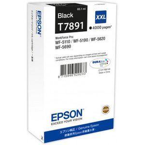 Epson DURABrite Ultra XXL Black Ink (4,000 pages)