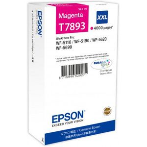 Epson DURABrite Ultra XXL Magenta Ink (4,000 pages)