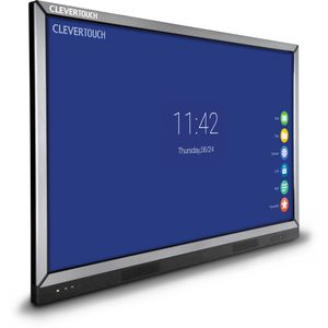 "Clevertouch V Series 65"" 1080p 10 point touch"