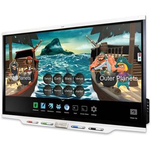 SMART 7075 Interactive Panel (7275) with iQ 4K UHD 75""