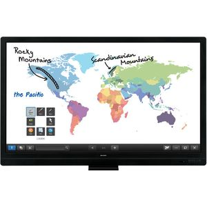 "Sharp Big Pad 65"" 1080p Interactive Display (PN-65SC1)"