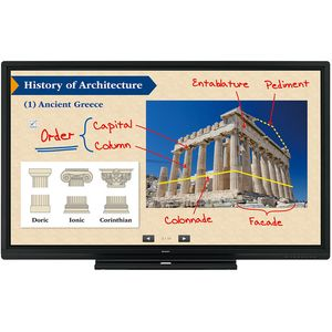 "Sharp Big Pad 80"" 1080p Interactive Display (PN-80SC5)"