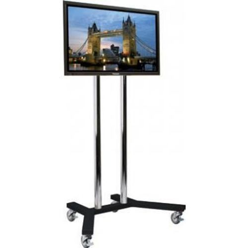 FLAT DISPLAY MOBILE TROLLEY