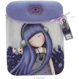 Santoro Eclectic - Gorjuss iPad Sleeve - Dear Alice