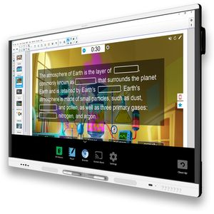 SMART Board MX265 4K Interactive Panel & Smart iQ 65""