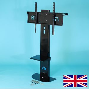 RA Atlas Flat Screen Fixed Floor Stand for 55 - 65 inch