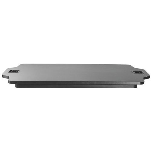 Black Height Adjustable standing Laptop workstation