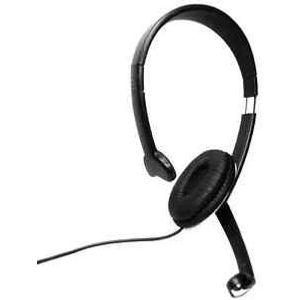 Digital Communication Hand Free Headset Boom Mic