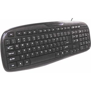 Standard Entry Level USB 104 Key Keyboard