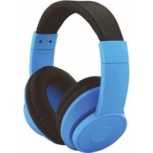 Over Ear Deluxe Headphones - Blue