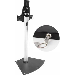 Anti Theft Universal iPad & Tablet Floor Stand
