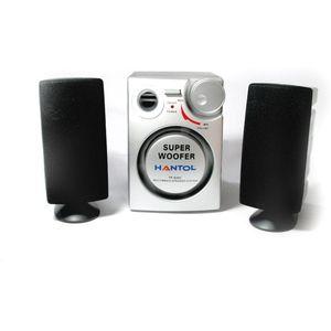 Hantol HS8202 2.1 Ch Multimedia Speaker System