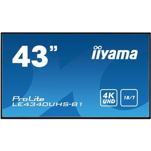 Iiyama ProLite LExx40UHS-B1 Digital Signage Display