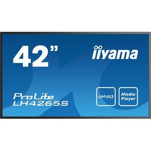 Iiyama ProLite LH4265S-B1 Featuring Daisy-Chain Support