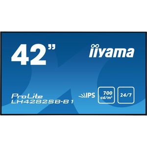 Iiyama ProLite LHxx82SB-B1 Digital Signage Display