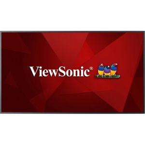 ViewSonic CDE5010 4K Ultra HD commercial display