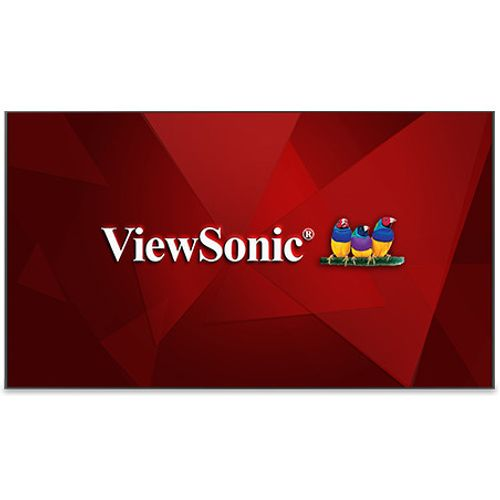 "ViewSonic 98"" 4K Ultra HD Commercial Display"