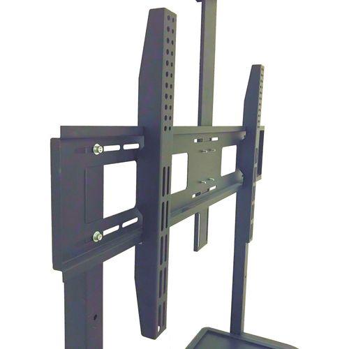 Ultra Heavy Duty Mobile Screen Trolley 200Kgs