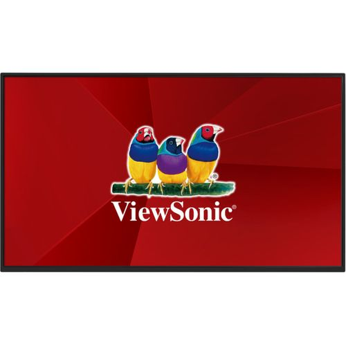 "ViewSonic 49"" 24/7 Usage Commercial Display"
