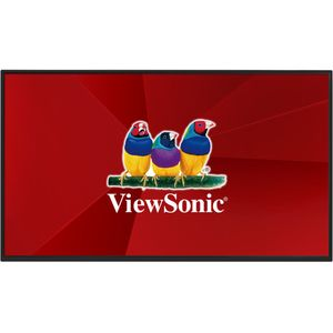 "ViewSonic 43"" 24/7 Usage Commercial Display"