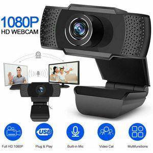 HD 1080P Webcam