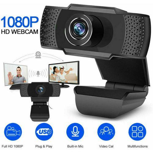 HD 1080P Webcam