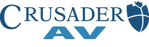 Crusader AV logo