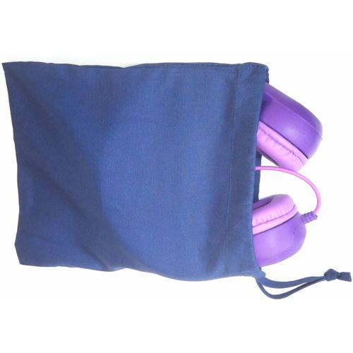 Drawstring Bag for Headphones