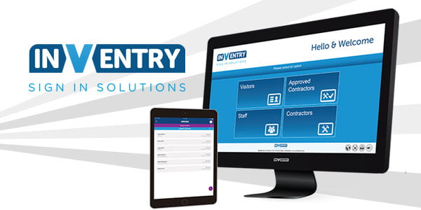 Sign-In Solutions InVentry Sign In & Visitor Management